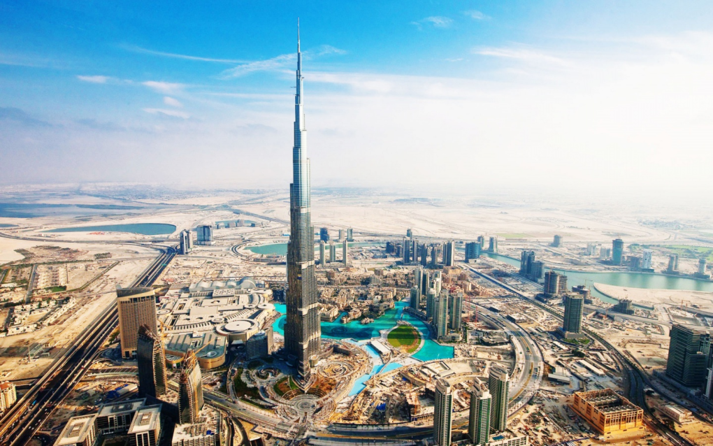 Top tourist destination in Dubai