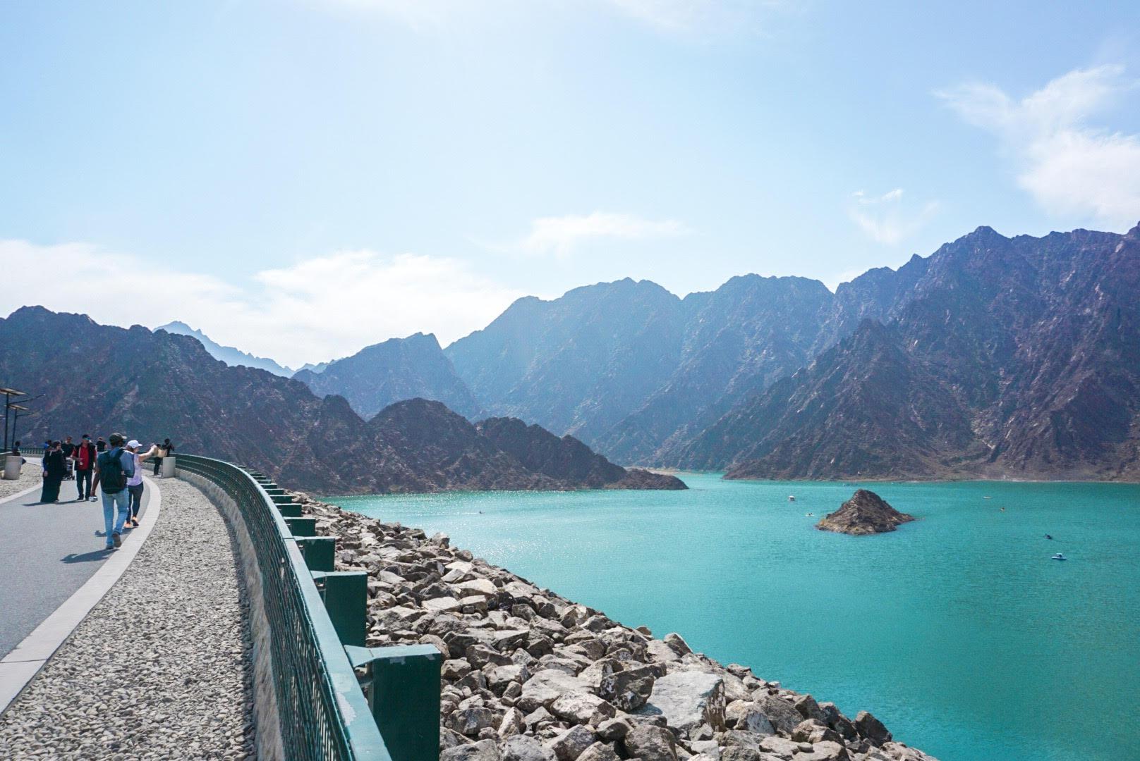 Hatta Dam – A mini guide ( Road trip from Dubai) – Farida ...