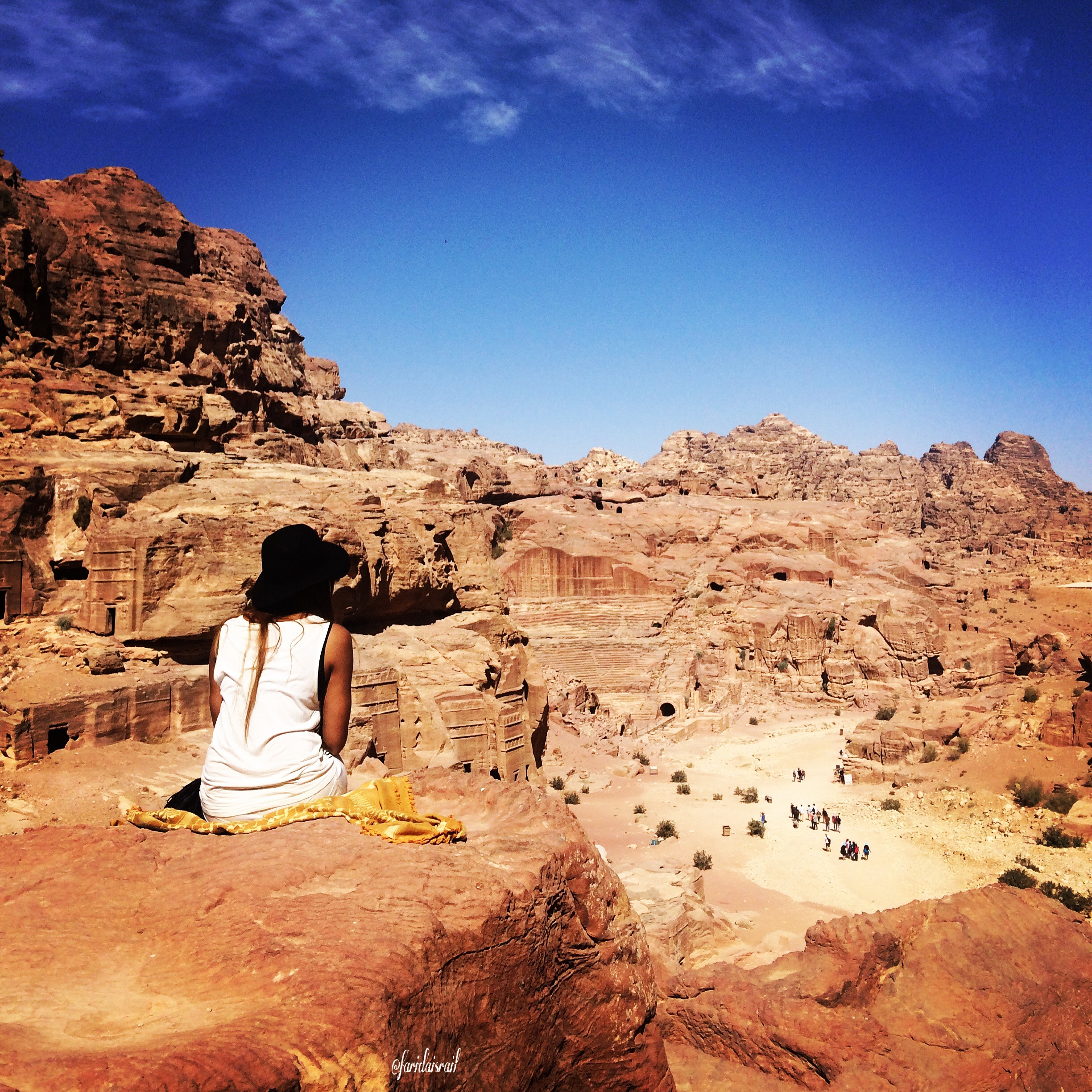 PETRA / Jordan!! Travel diary…Things to do & Top 5 places to visit in jordan?