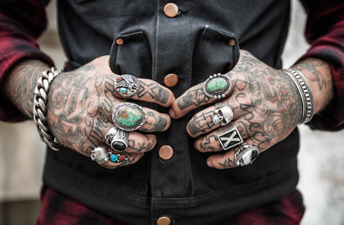 Tattos Are Telling Stories