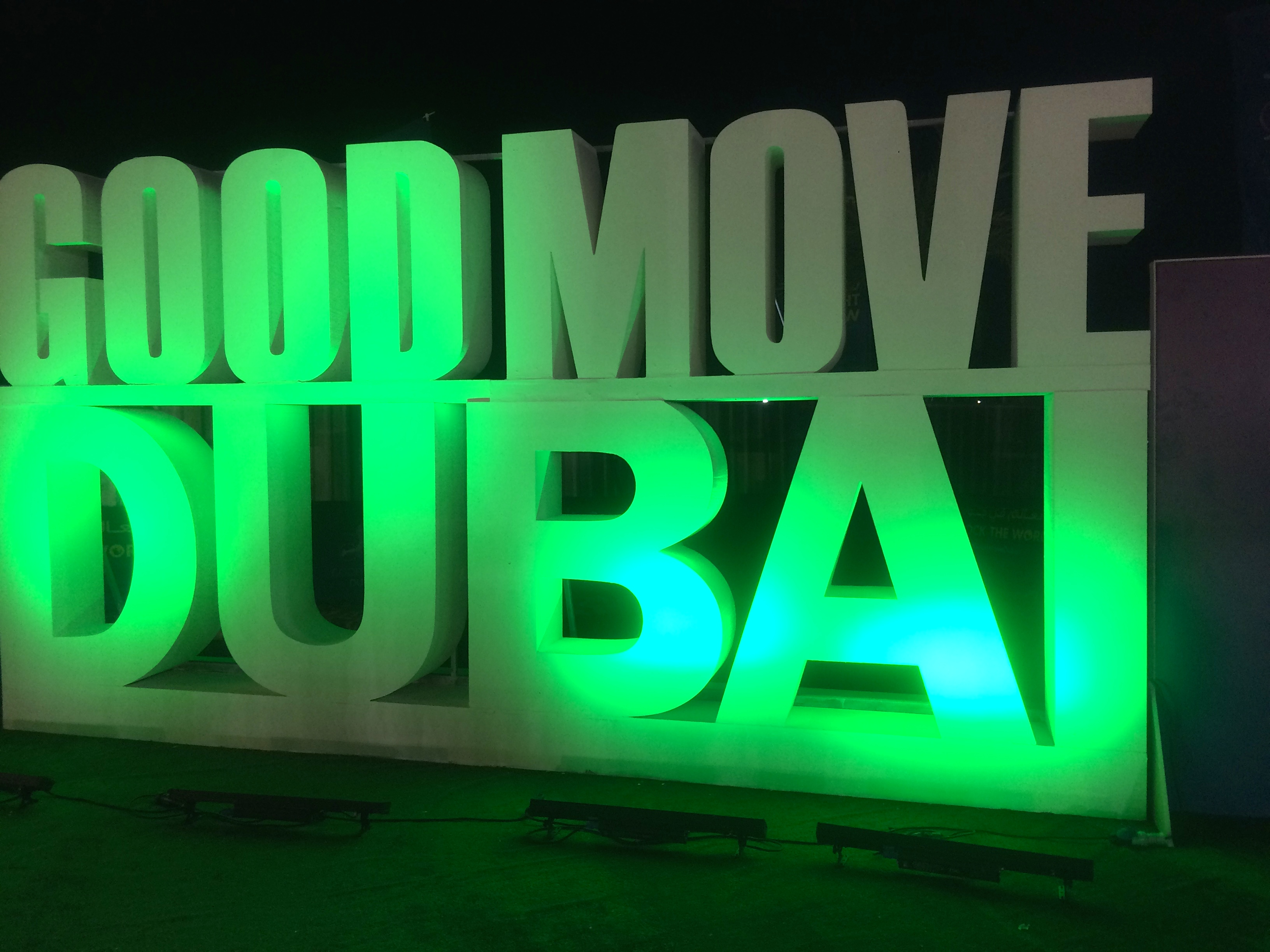 Good Move Dubai… Unlock the world…..(app review)