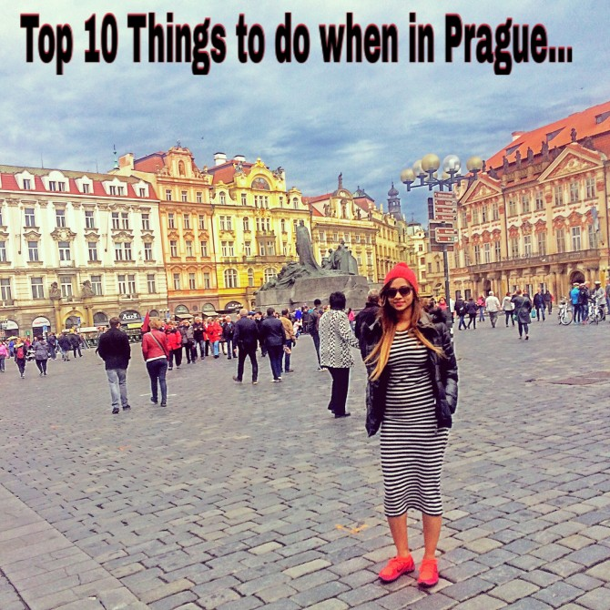 Top 10 things to do in Prague (Prague travel diary)