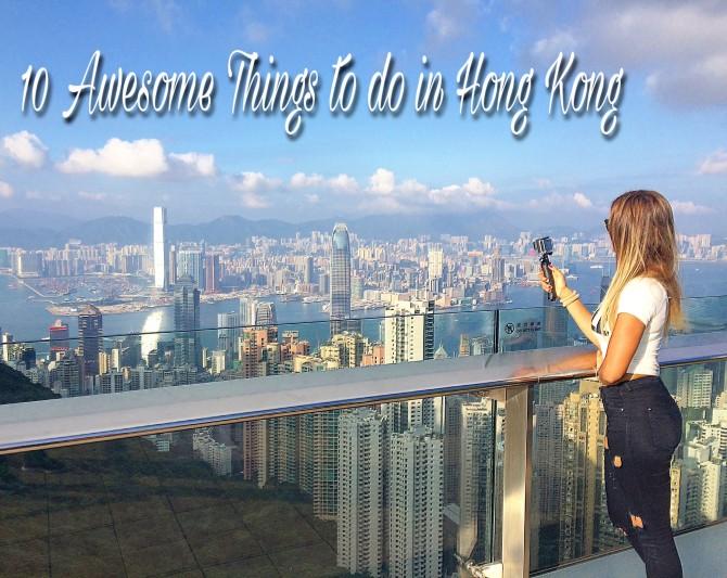 10 AMZING  THINGS TO DO WHEN IN HONGKONG (HONGKONG DIARY)