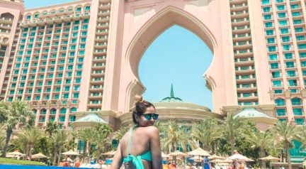 Atlantis the palm- A luxury staycation