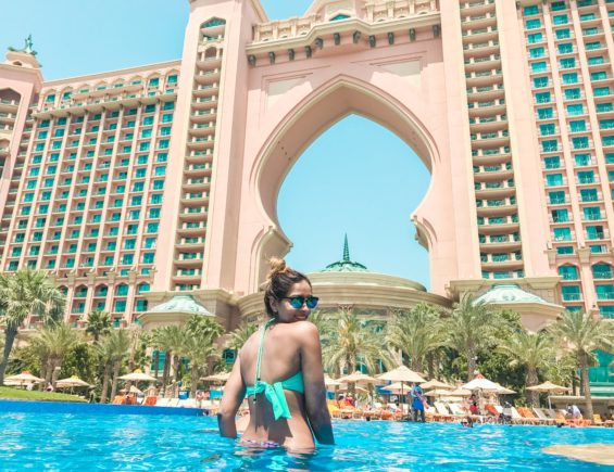 Atlantis the palm- A luxury staycation