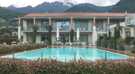 Lake Tulio Hotel : luxury in the alps & lake como