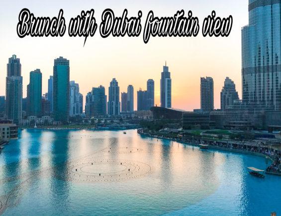DINE IN DUBAI: CULNIARY BRUNCH AT KARMA KAFE .
