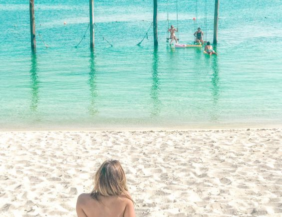 IN ABUDHABI: Yoga Day Trip to ZAYA NURAI ISLAND