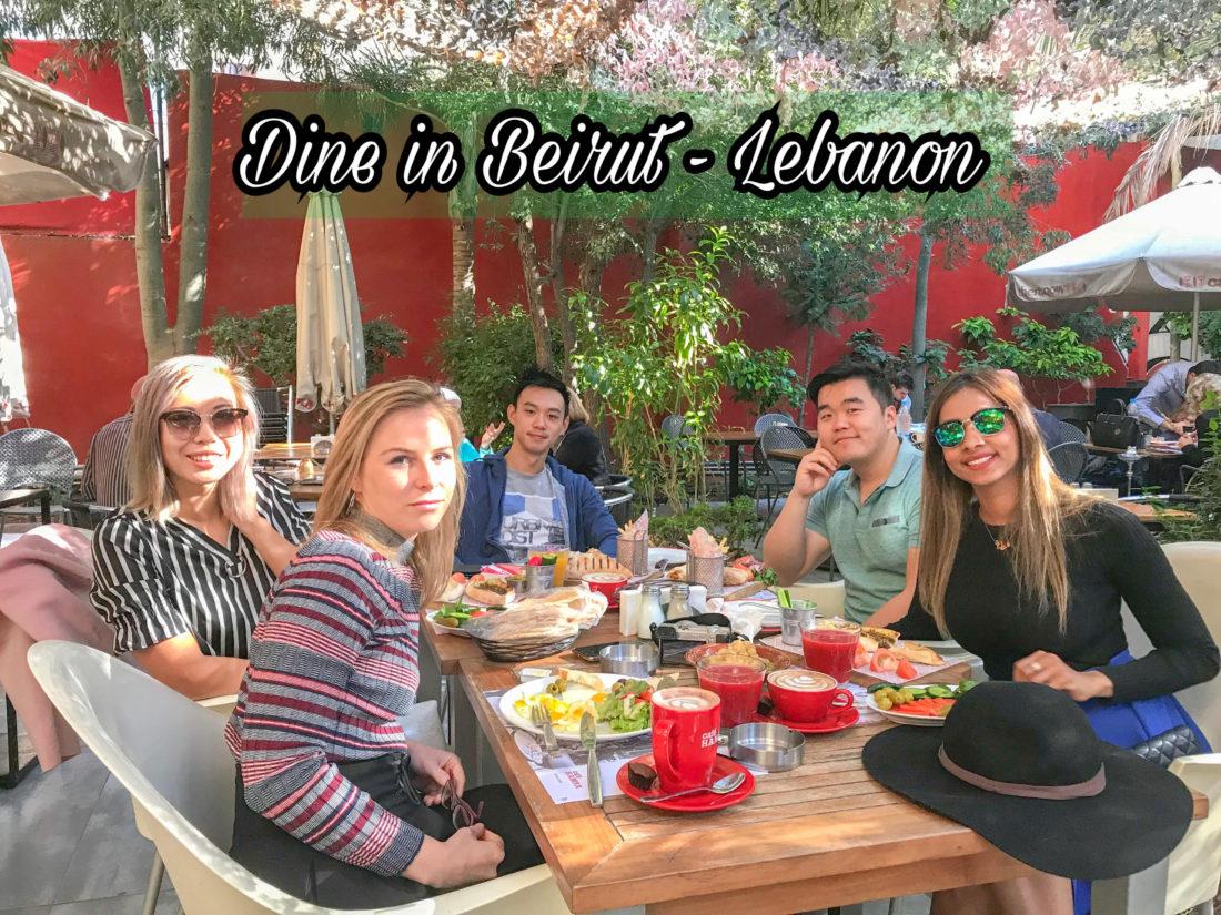 Dine in Beirut – Lebanon … A Mini restaurant Guide