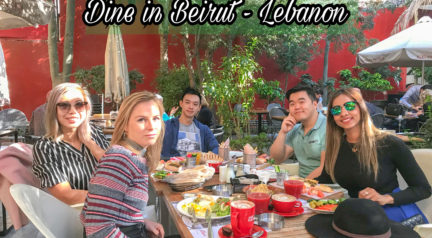 Dine in Beirut – Lebanon … A Mini restaurant Guide